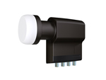 Inverto Black Premium Selected Quad 40 mm LNB 0.2 dB