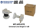 MTI AP8-STE Universal Line Single 0.1 dB