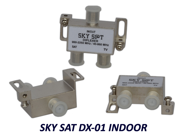SKY SAT DX-01 INDOOR