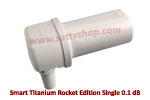 Smart Titanium Rocket Edition Single 0.1 dB