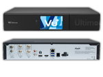 HD/4K SATELLITE RECEIVER VU+ ULTIMO 4K 1 DUAL FBC-S/S2/S2X TUNER