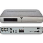 Xtrend ET-8000 HD - 2 x DVB-S/S2 tuners GREY